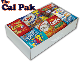CalPak Healthy Snacks Fundraiser