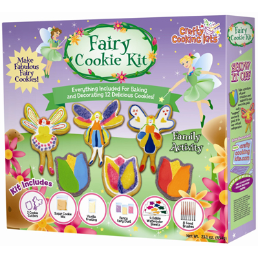 Fairy Cookie Kit