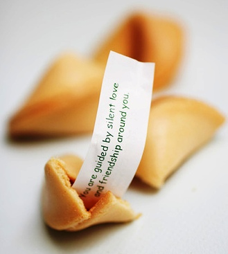 Fortune Cookie Fundraiser