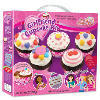 Girlfriend Cupcake Kit