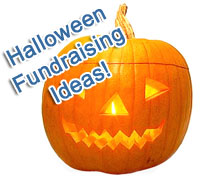 halloween fundraisers and fundraising ideas - Halloween Fundraiser Ideas