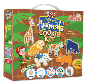 Animal Cookie Kit