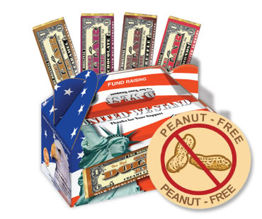 Peanut FREE Candy Bar Fundraising