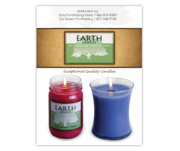 Earth Candle Fundraising