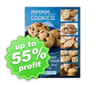 Gourmet Cookie Dough Fundraising