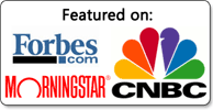 Featured on Forbes, CNBC, Morningstar