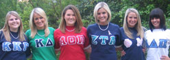 Sorority Fundraising Programs