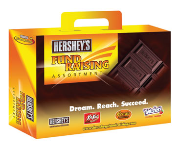 Hershey Candy Fundraiser